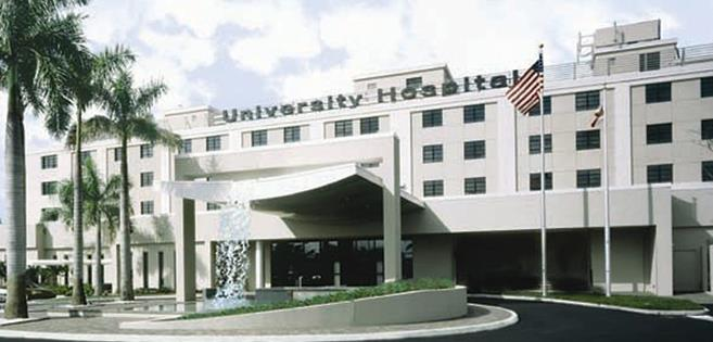 University Hospital and Medical Center